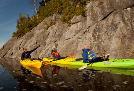 Stonehammer Geopark -SE Canada- Activity Tour